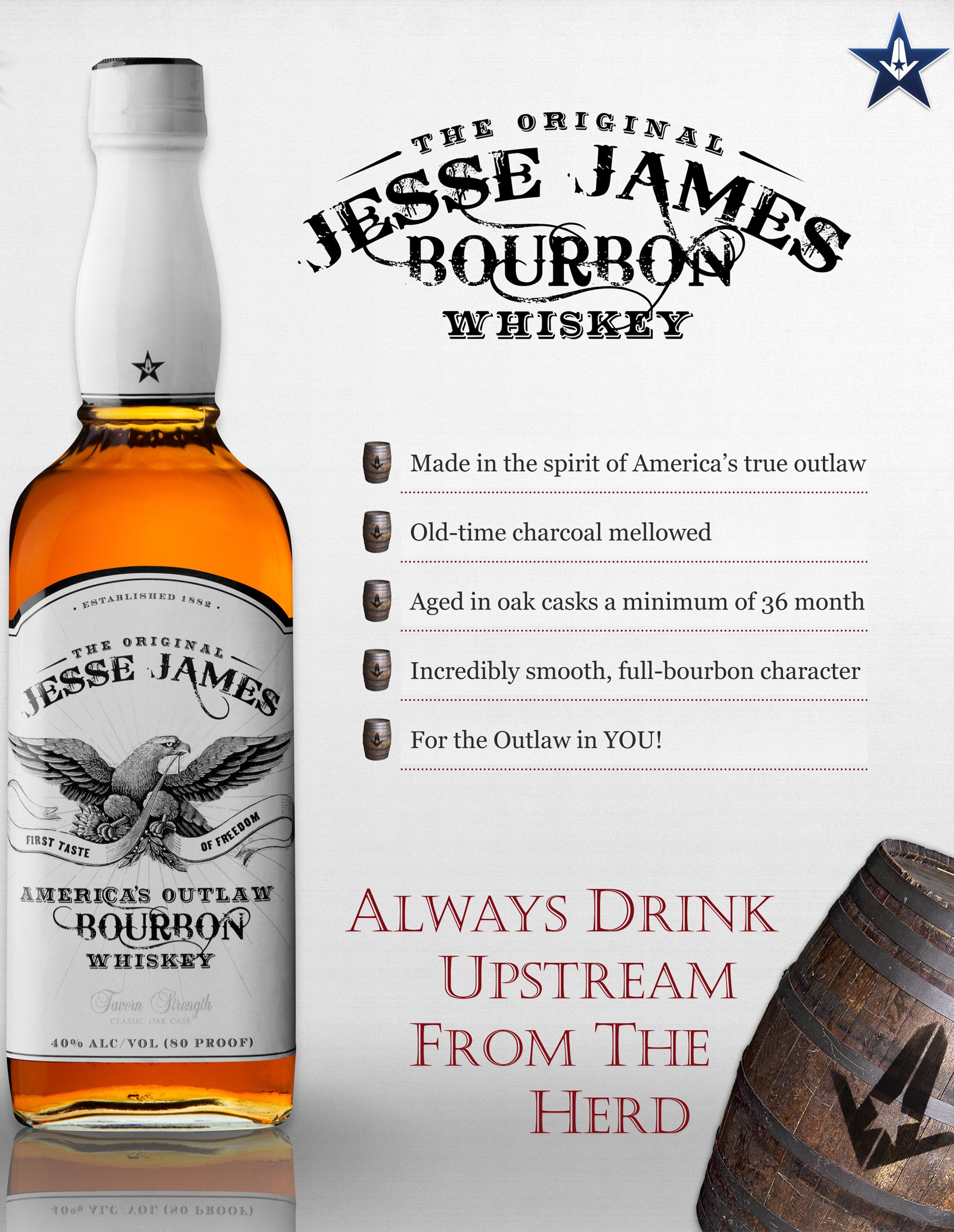 Jesse James Bourbon