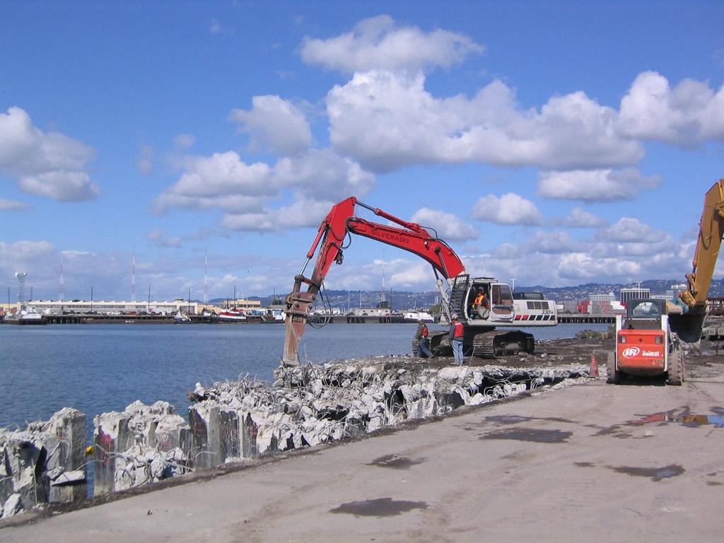 Berth 22 Port of Oakland