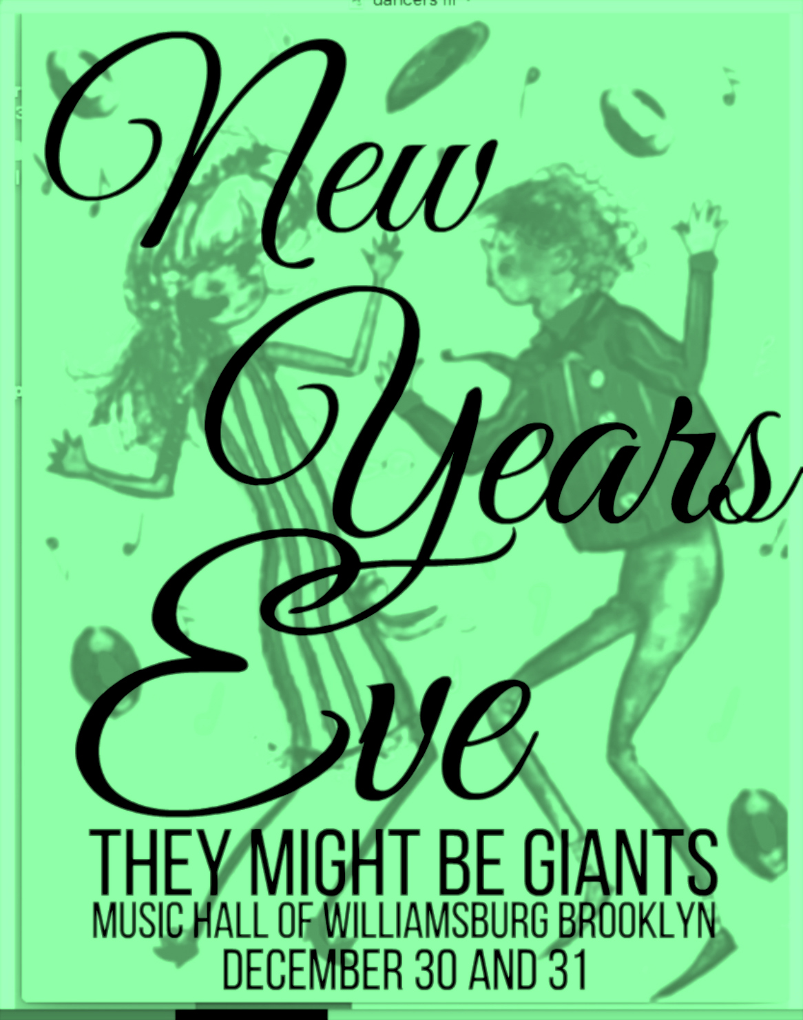 On sale now-NYE shows Dec. 30th and 31st  http://bit.ly/2xaJbYg