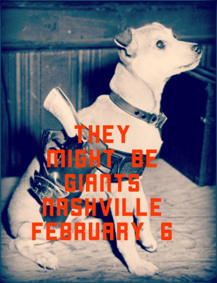 2.6 Nashville, TN http://bit.ly/tmbg0206