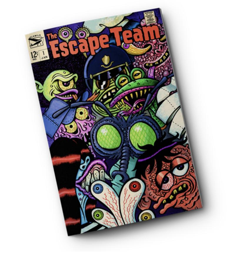 Escape Team cover.png