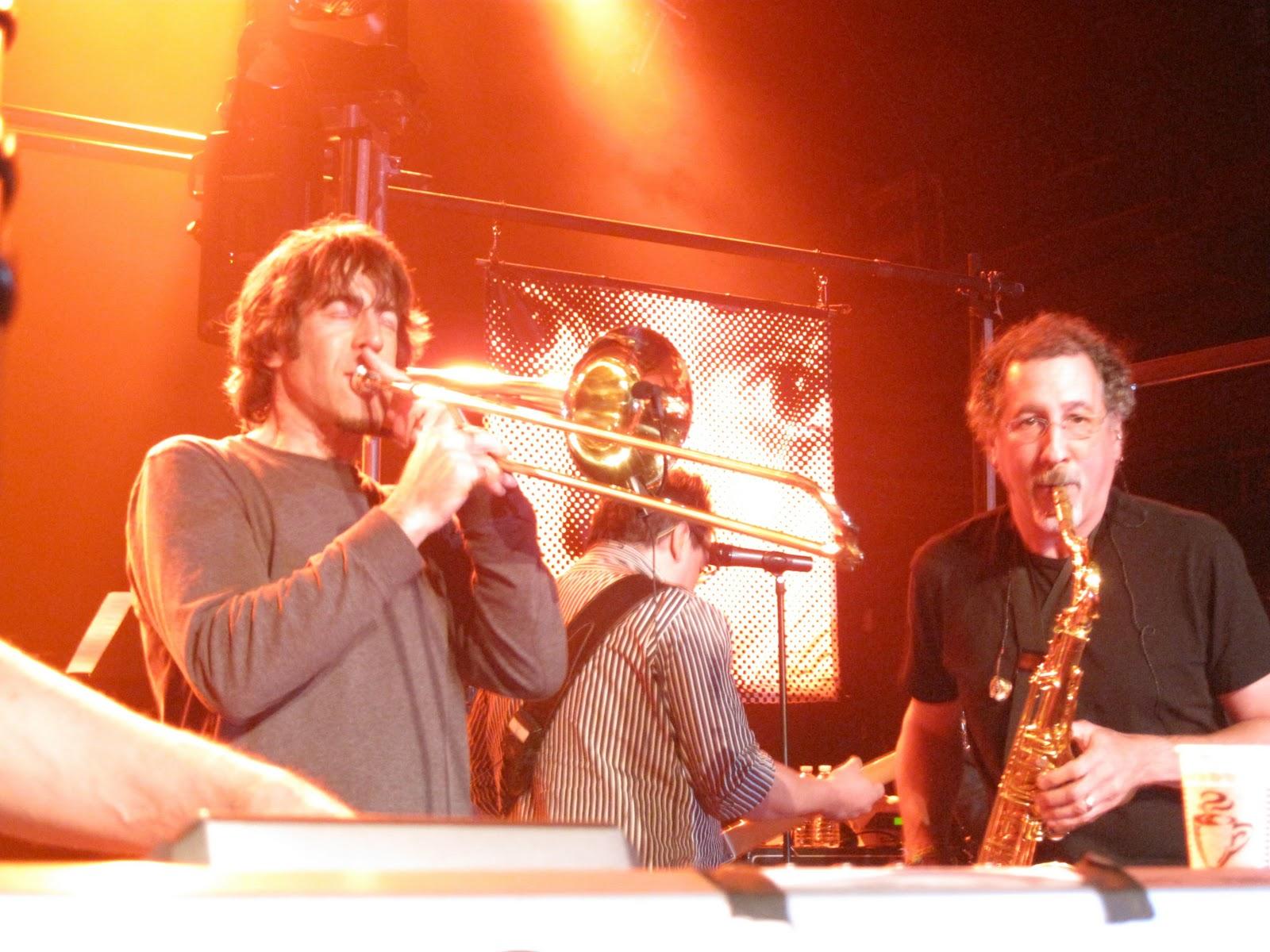 Dan Levine and Stan Harrison!