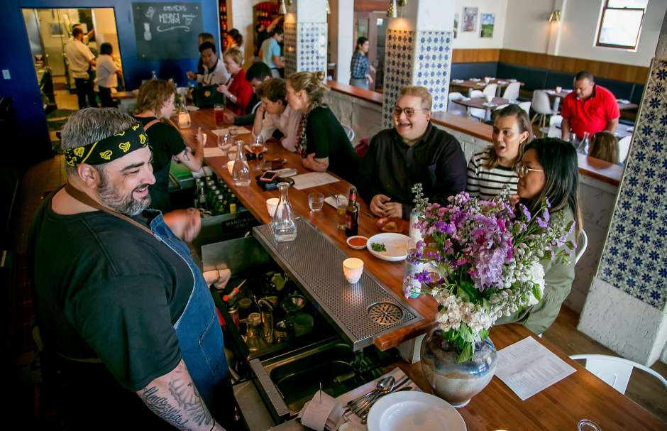 """Chef Puts Portugal on Map at Uma Casa""San Francisco ChronicleJune 16, 2017 -"