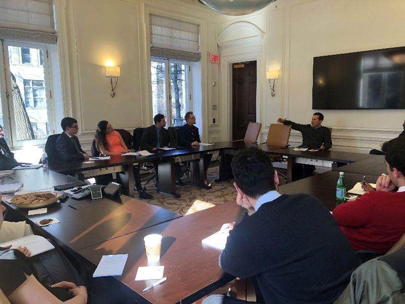 Fellows at the American Enterprise Institute (AEI)
