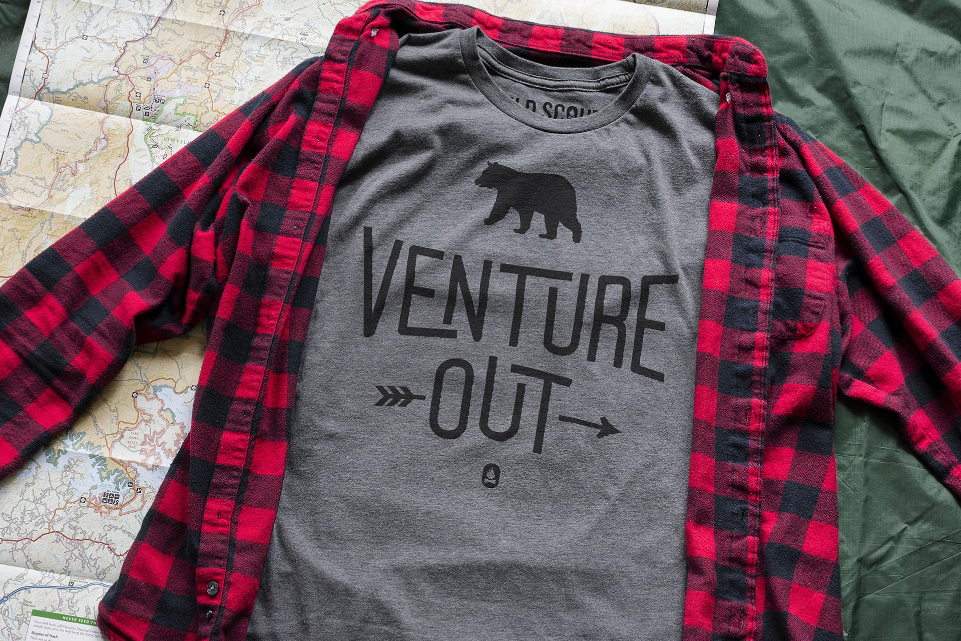 Venture Out Tshirt Design.jpg