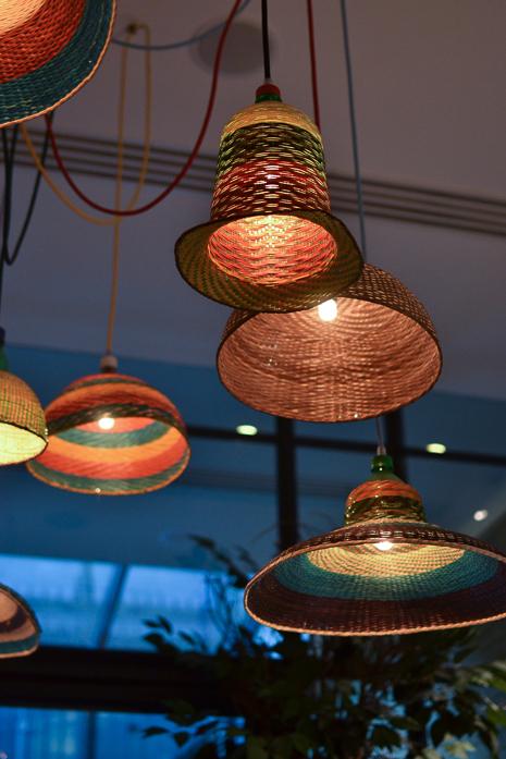 ham yard hotel lights