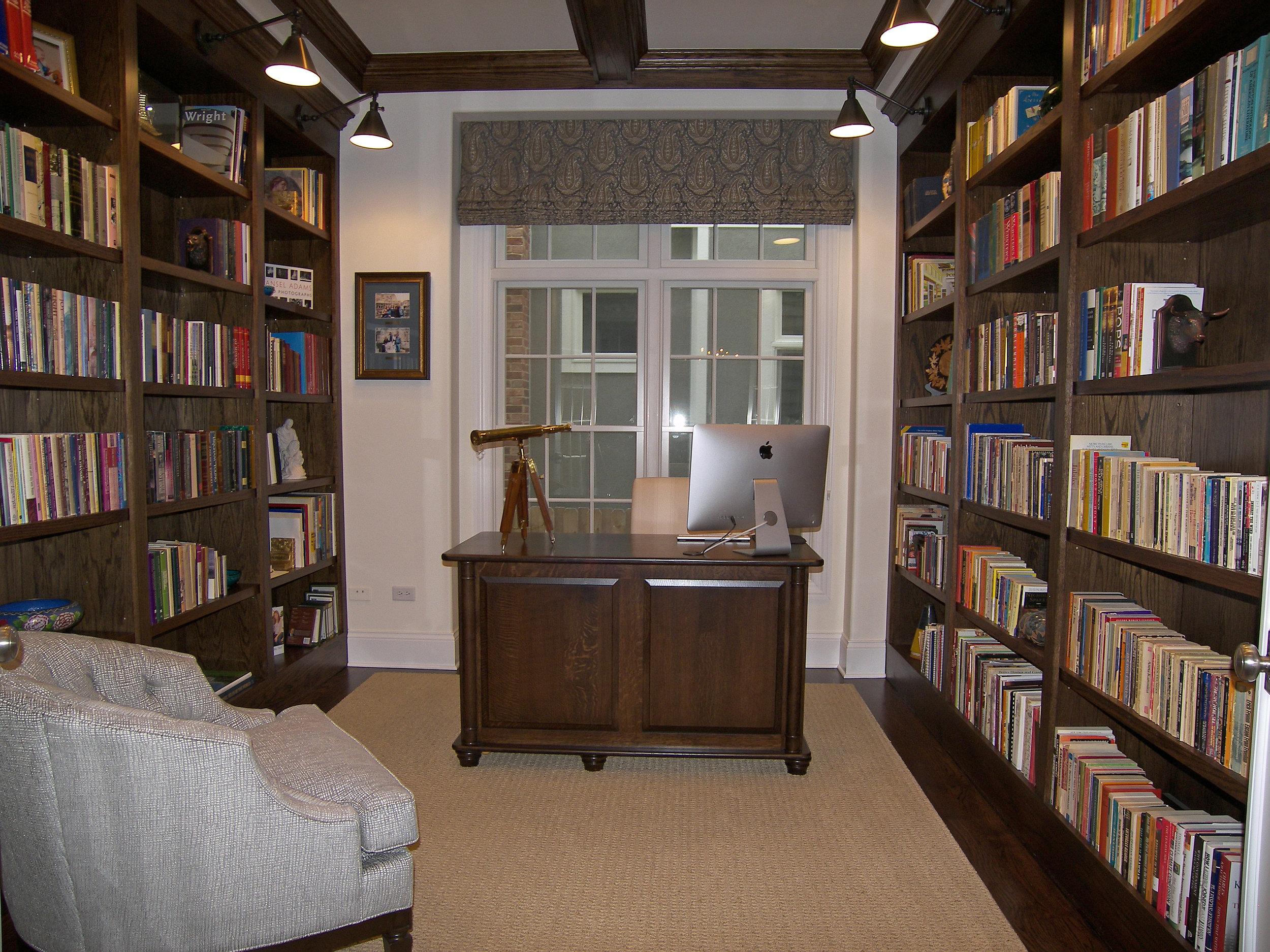 Wendy Nobriga ASID Evanston IL Library