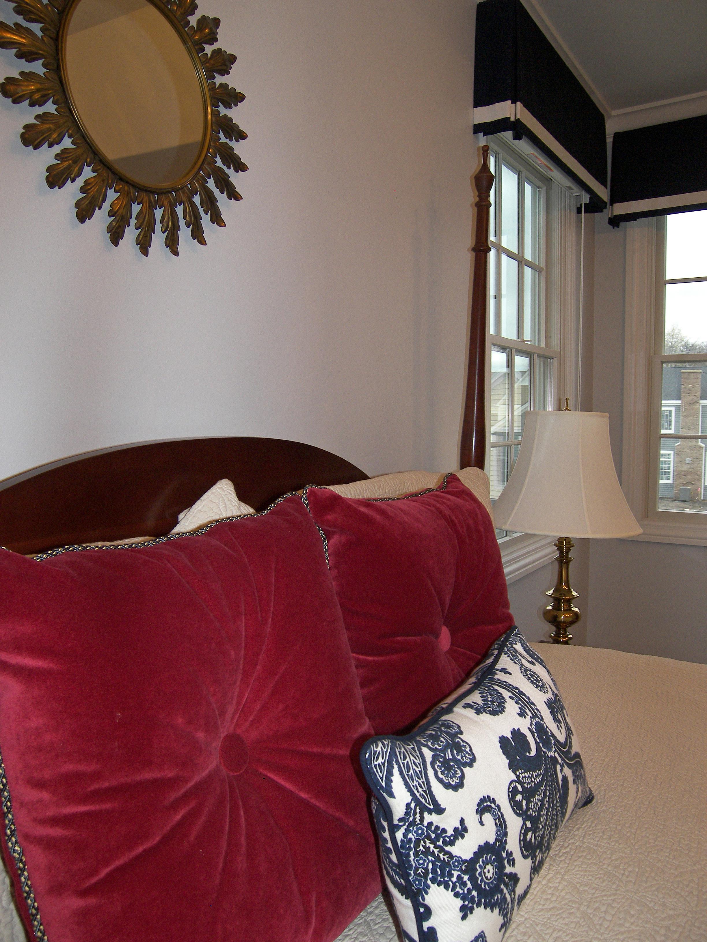 Wendy Nobriga ASID Evanston IL Master Bedroom