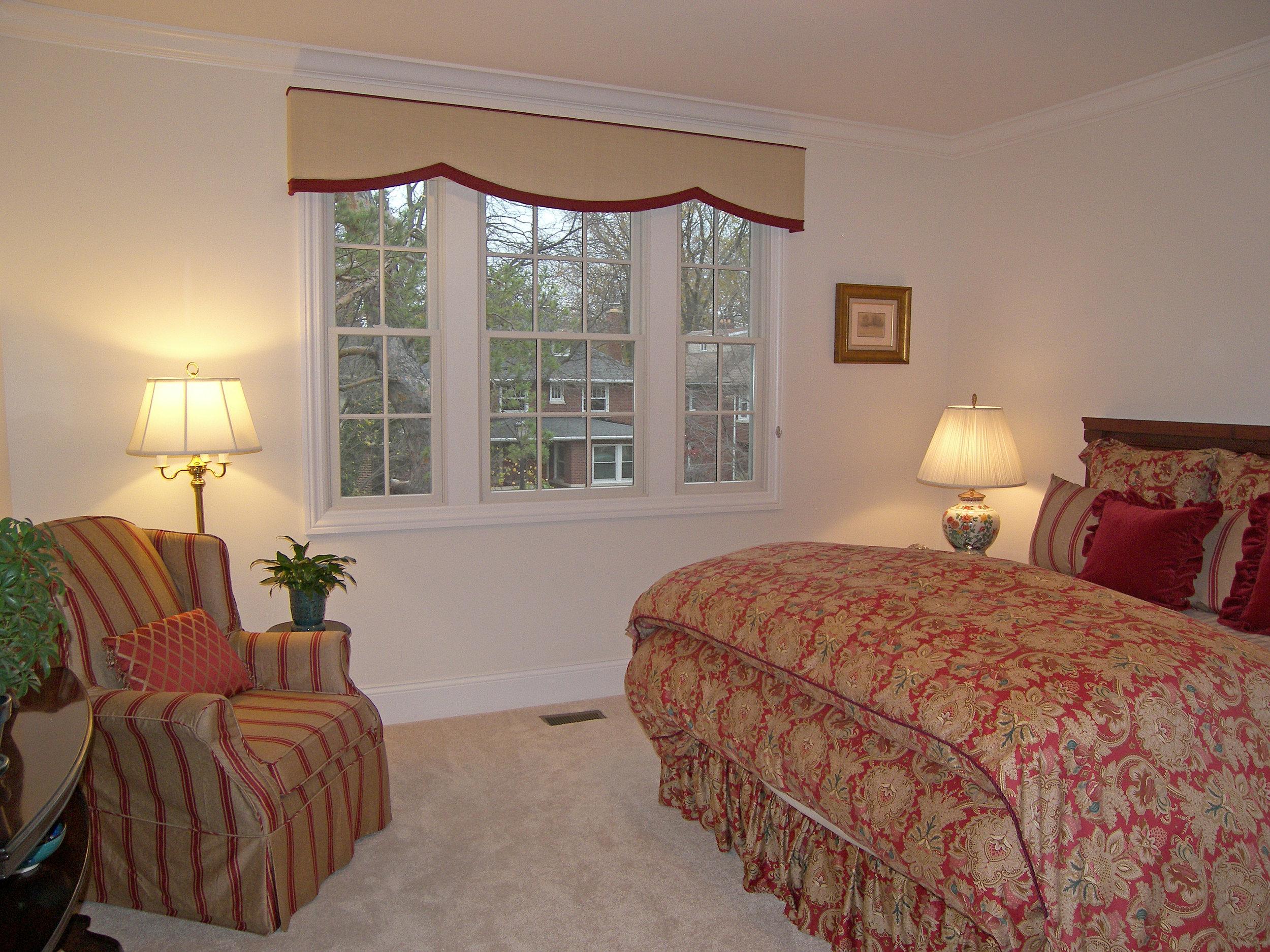 Wendy Nobriga ASID Evanston IL Guest Bedroom