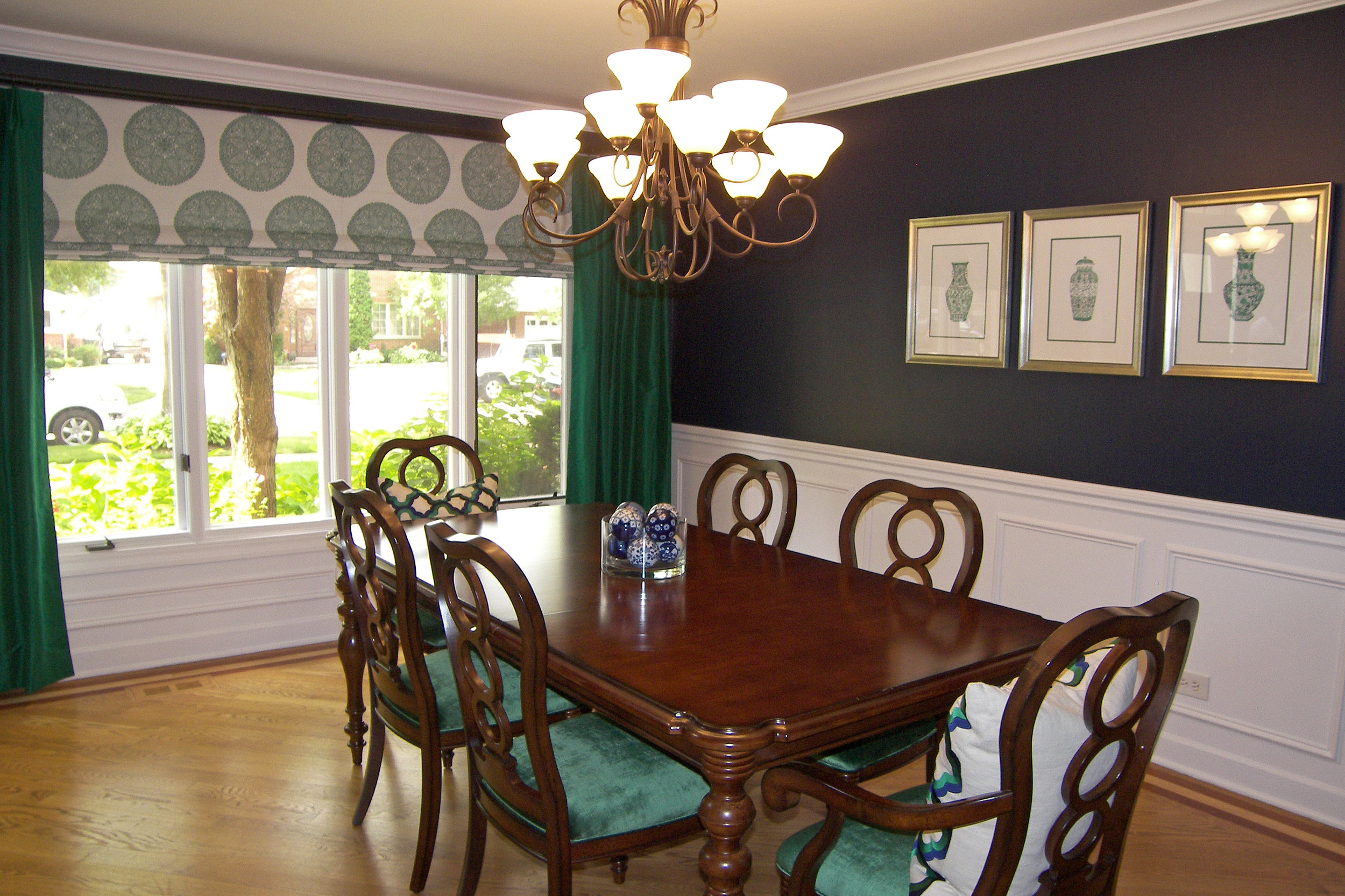 Wendy Nobriga ASID Park Ridge IL Dining Room