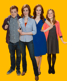 Redheads Anonymous Promo Pic