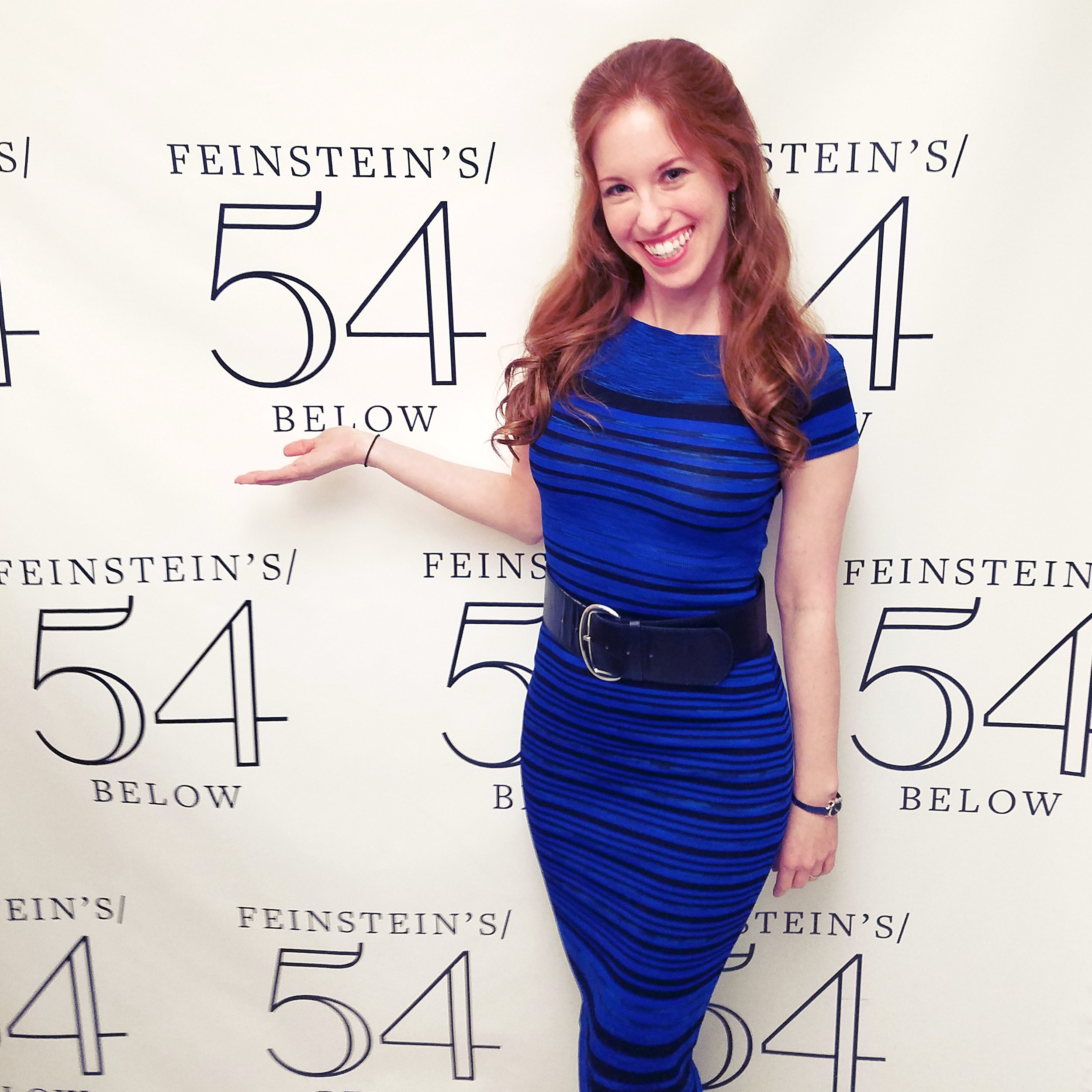Elisabeth Ness at 54 Below