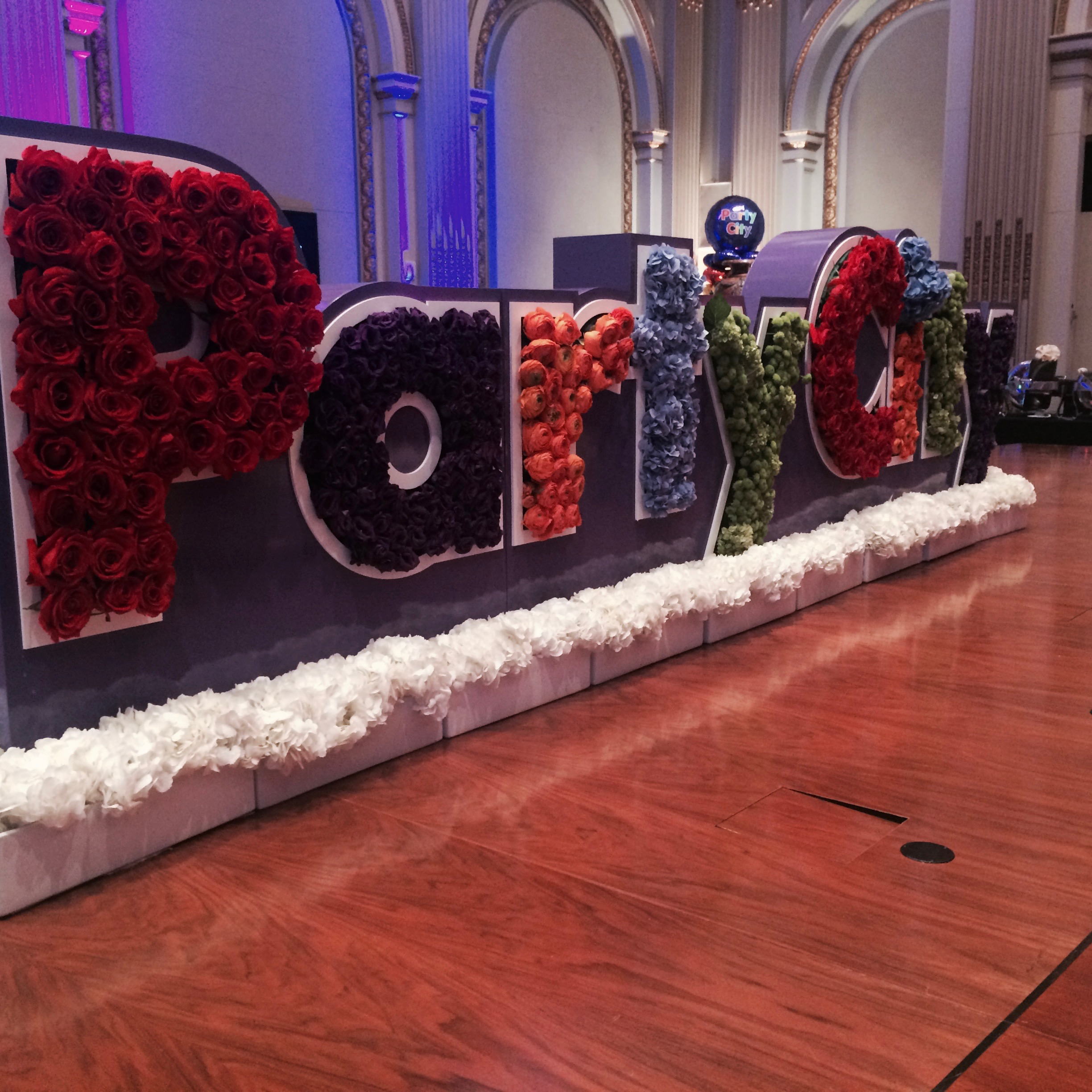 Party City IPO event at NYSE Boardroom