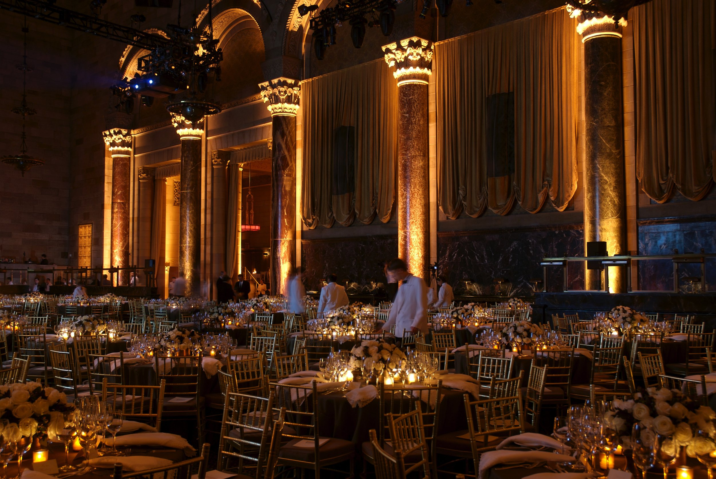 Historical Society Gala at Cipriani 42nd Street