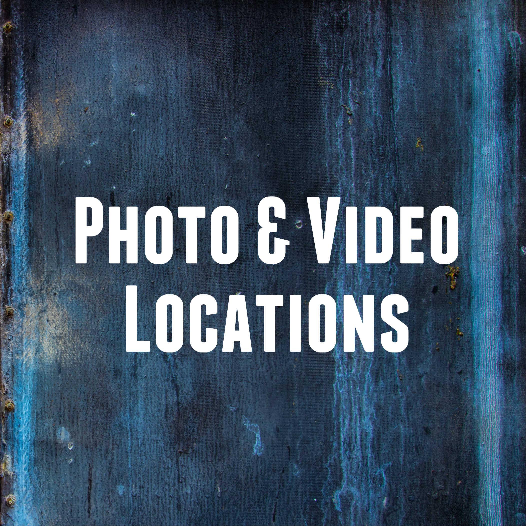 Photo and Video Locations Nashville, TN