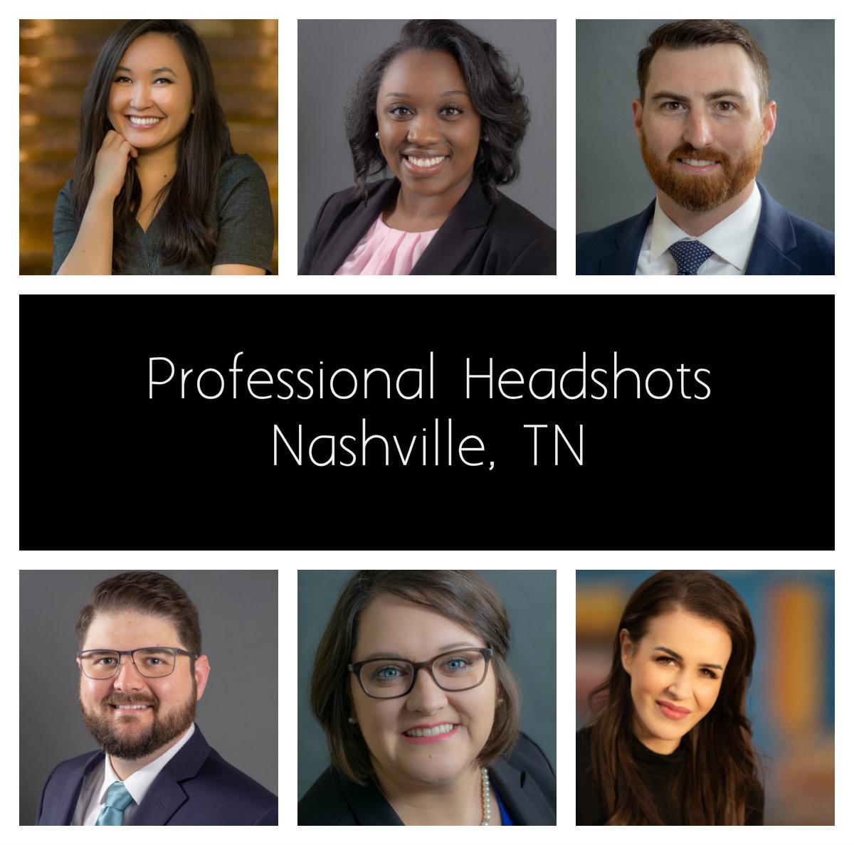 Professional Headshots Nashville, TN