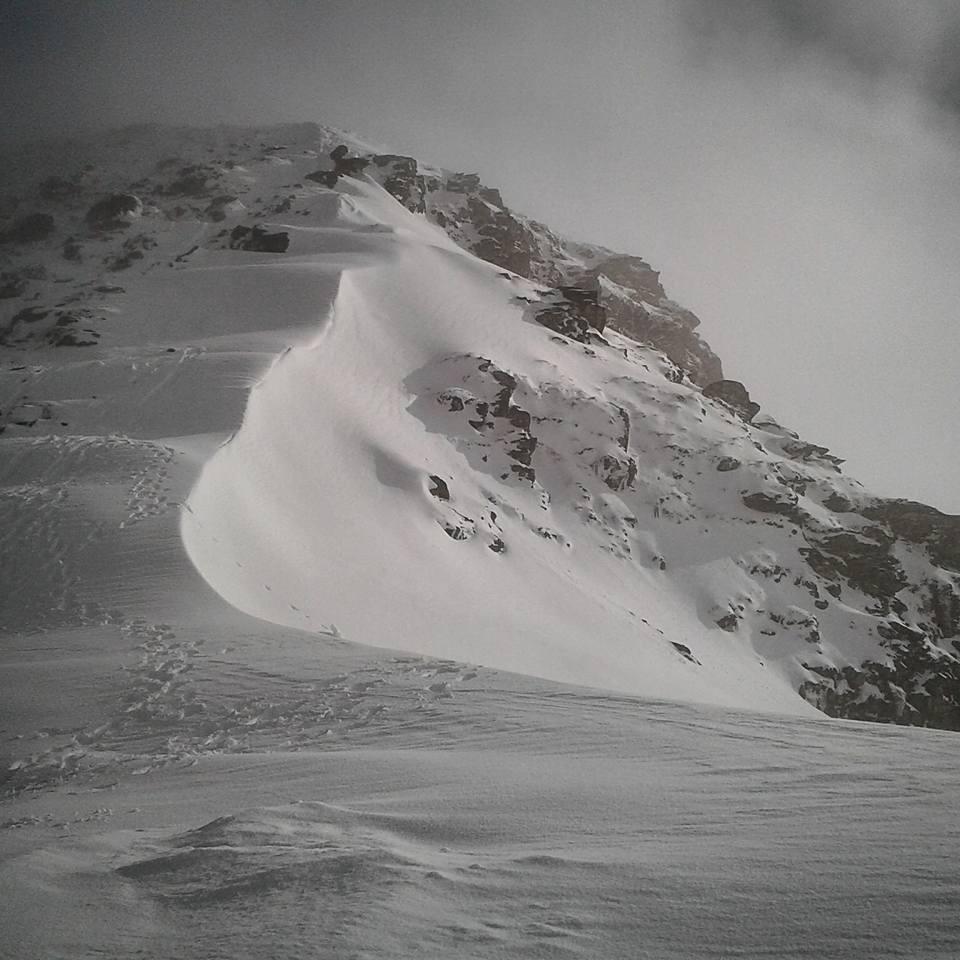 Ptarmigan Ridge of Ben Lomond