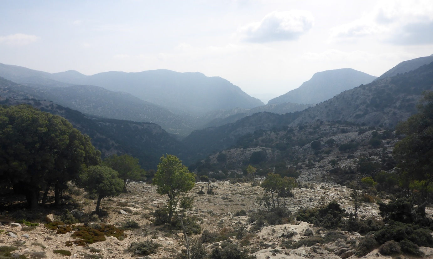 The Nida Plateau