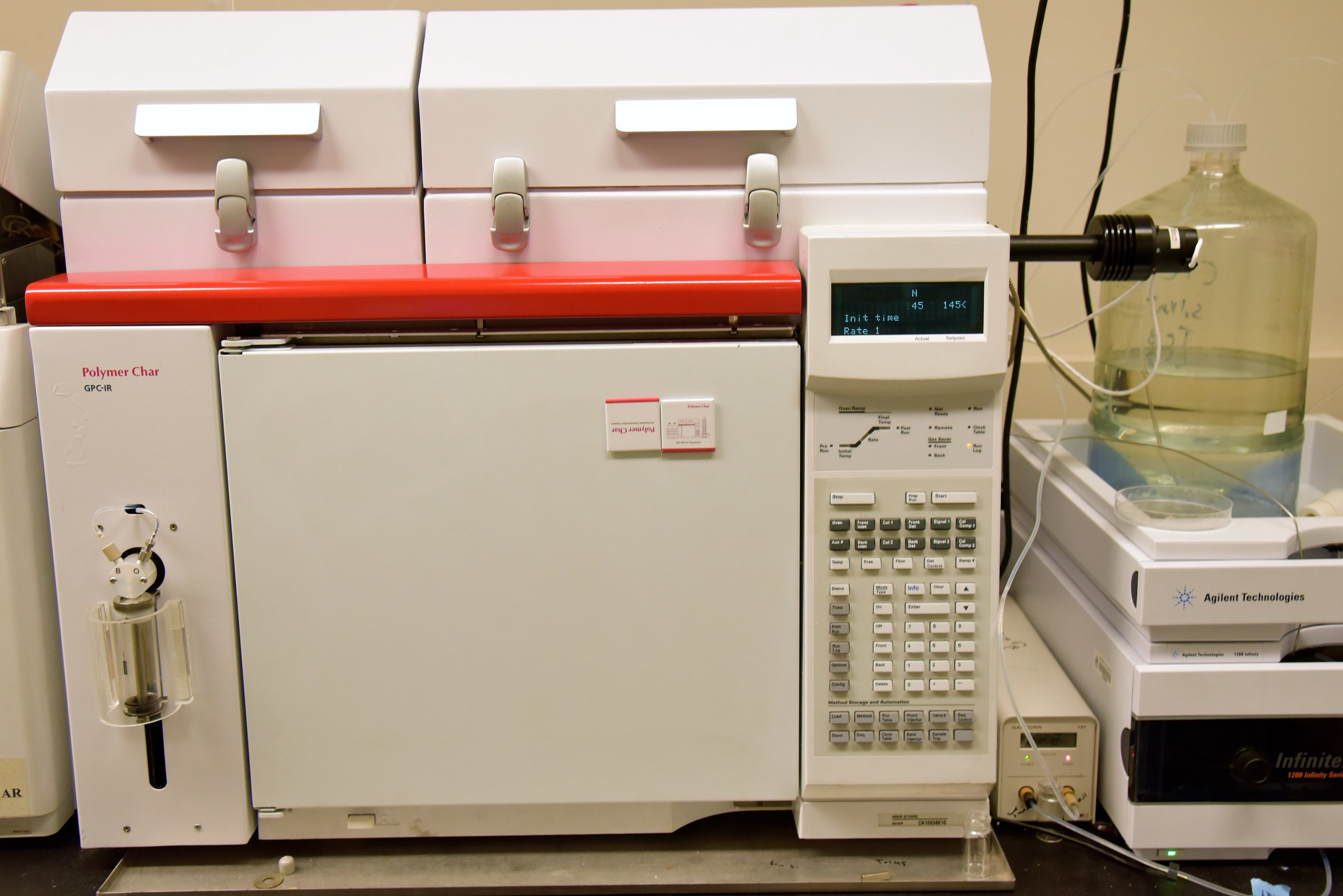 High-temperature Gel Permeation Chromatography