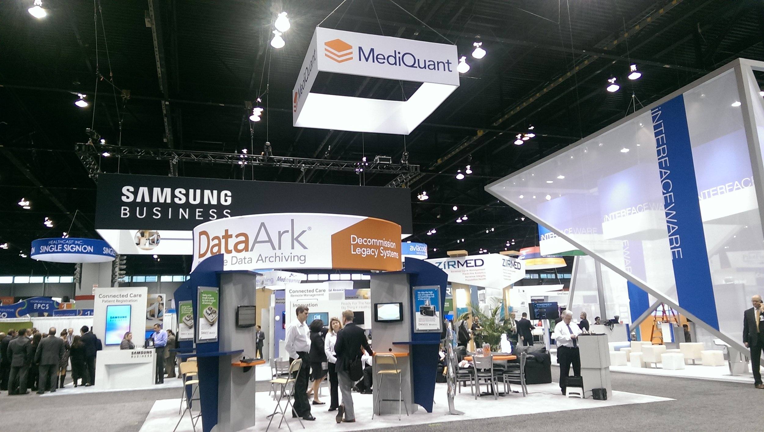 MediQuant at HIMSS