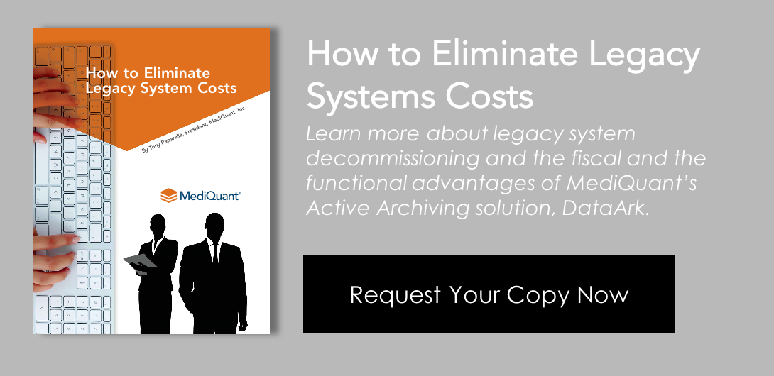 Whitepaper: How to Eliminate Legacy System Costs