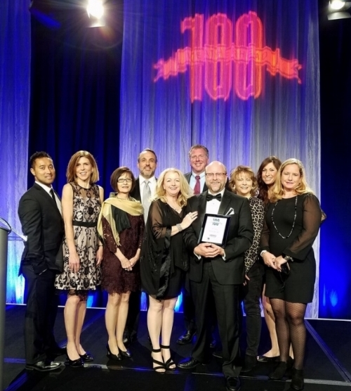 On November 30th, members of the MediQuant family attended the Weatherhead 100 awards dinner at the downtown Cleveland Hilton to honor the winners and recognize their accomplishments.