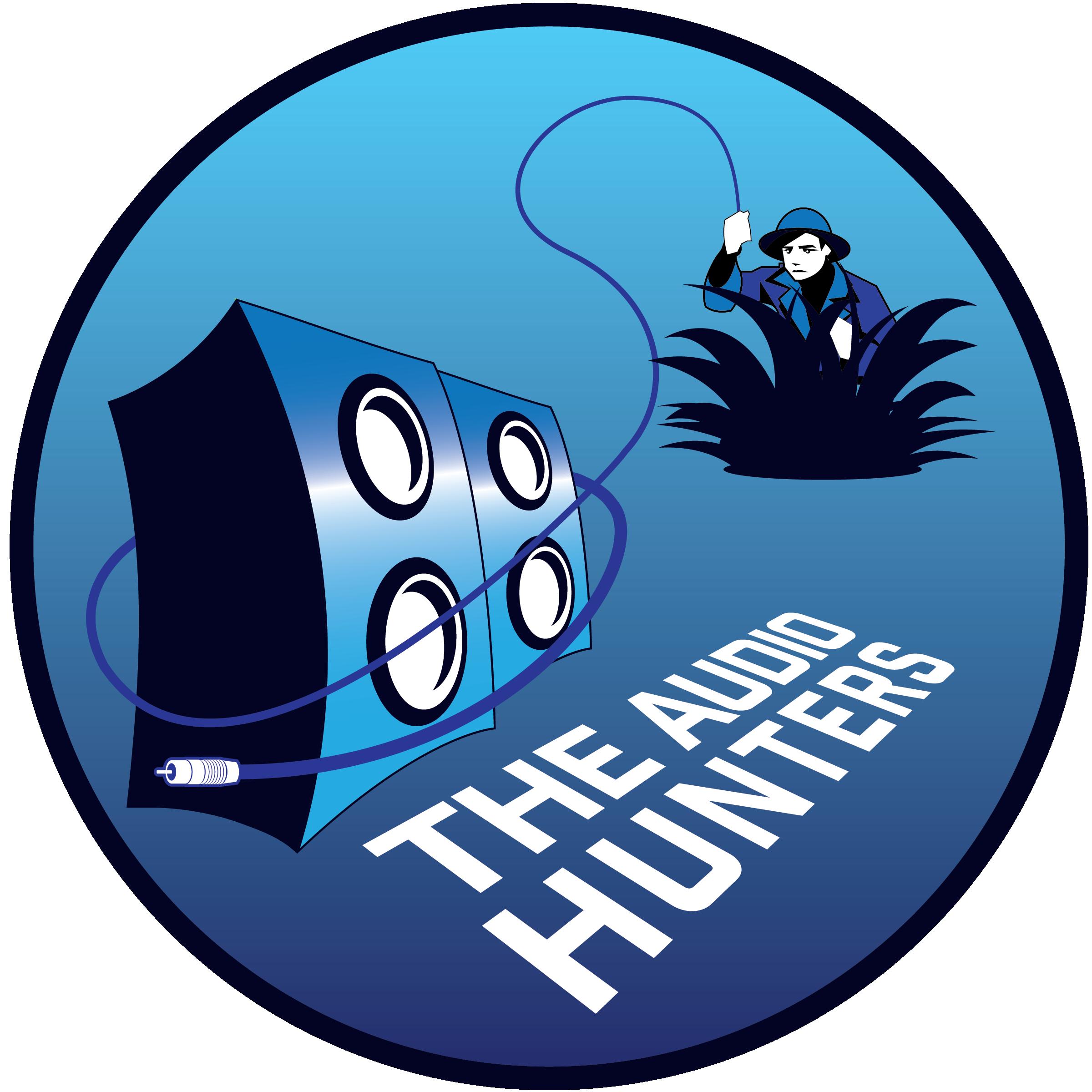 The Audio Hunters - Logo Design
