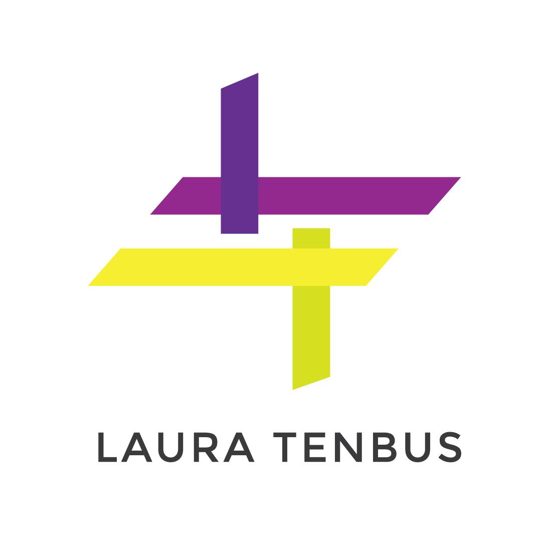 Laura Tenbus - Personal Logo Design