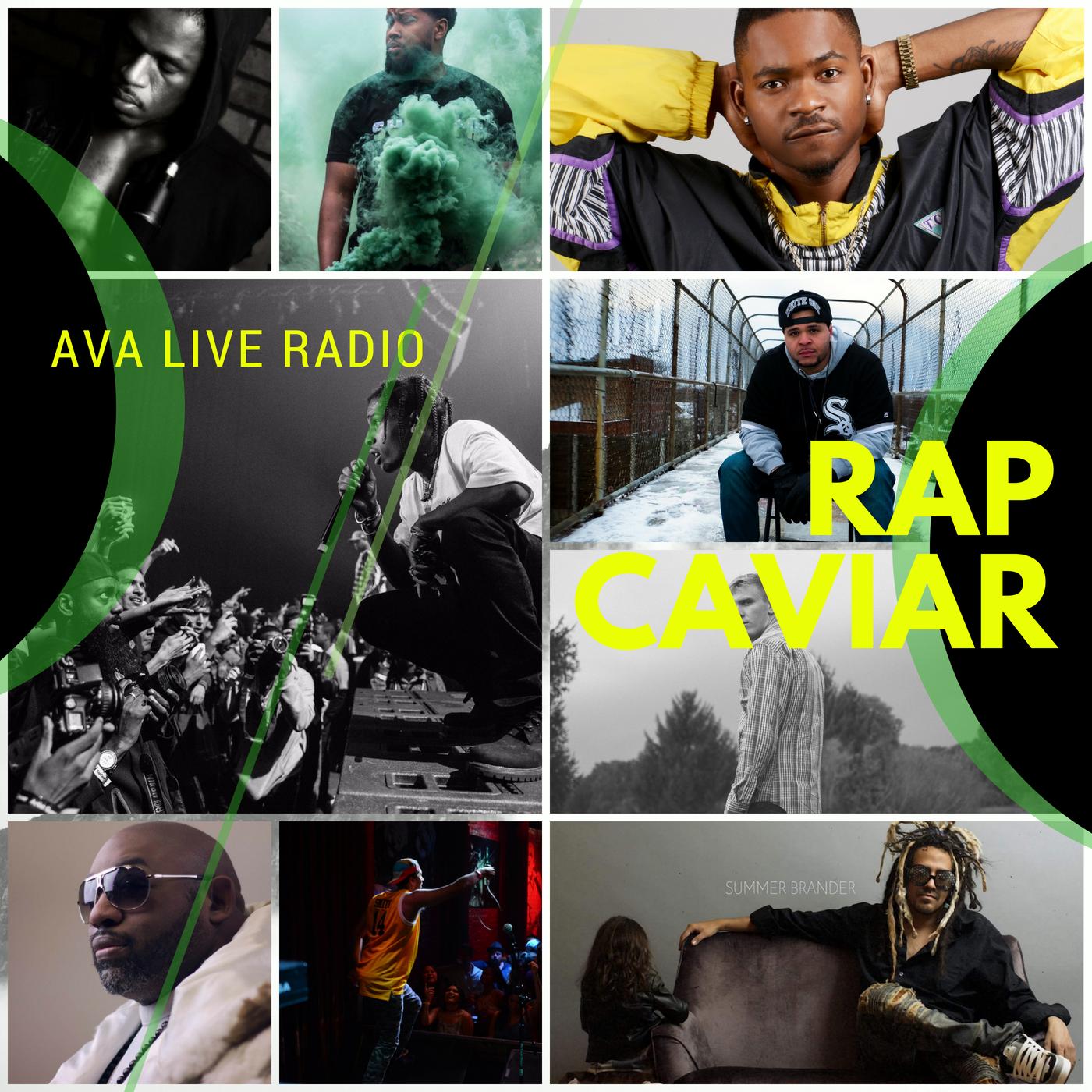 Rap caviar avaliveradio logo.png