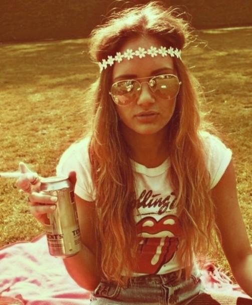 rlk456-l-610x610-sunglasses-hipster+girls-floral+headband-rollingstone-jean+shorts-festival-shirt-jewels-hat-t+shirt-rolling+stones-tshirt-band+t+shirt-hippie-boho-flowercrown-shorts-summer-hair+ac.jpg
