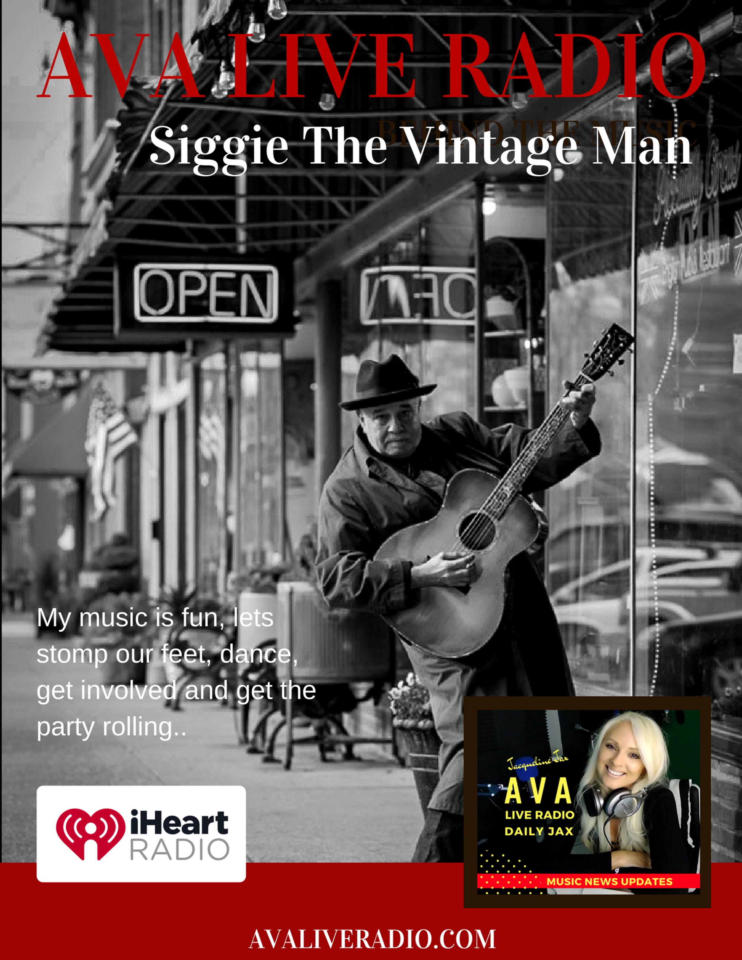 Siggie The Vintage Man AVA LIVE RADIO.png