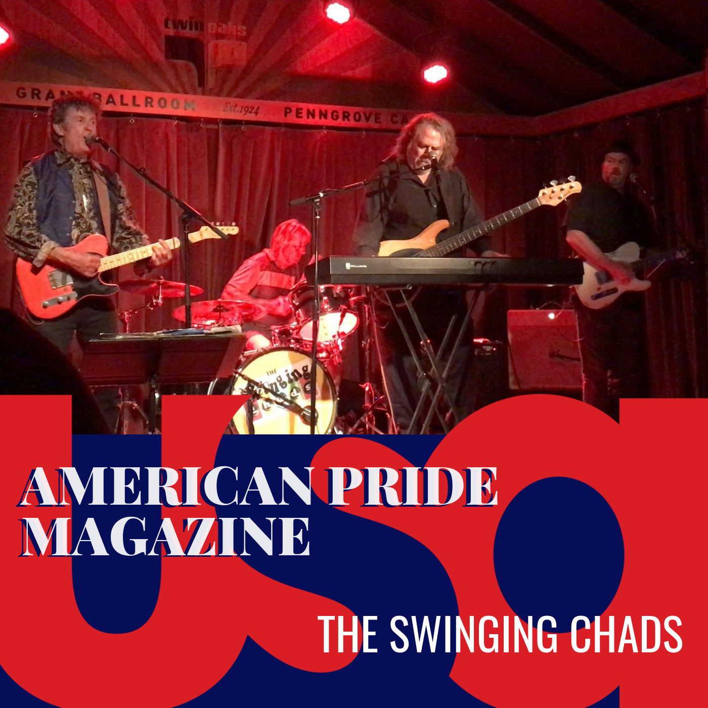 http://www.americanpridemagazine.com/latest/the-swinging-chads-bringing-the-heat-with-some-blue-sunshine