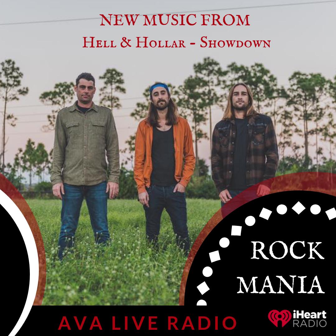 Hell & Hollar - Showdown AVA LIVE RADIO NEW MUSIC MONDAY(1).png