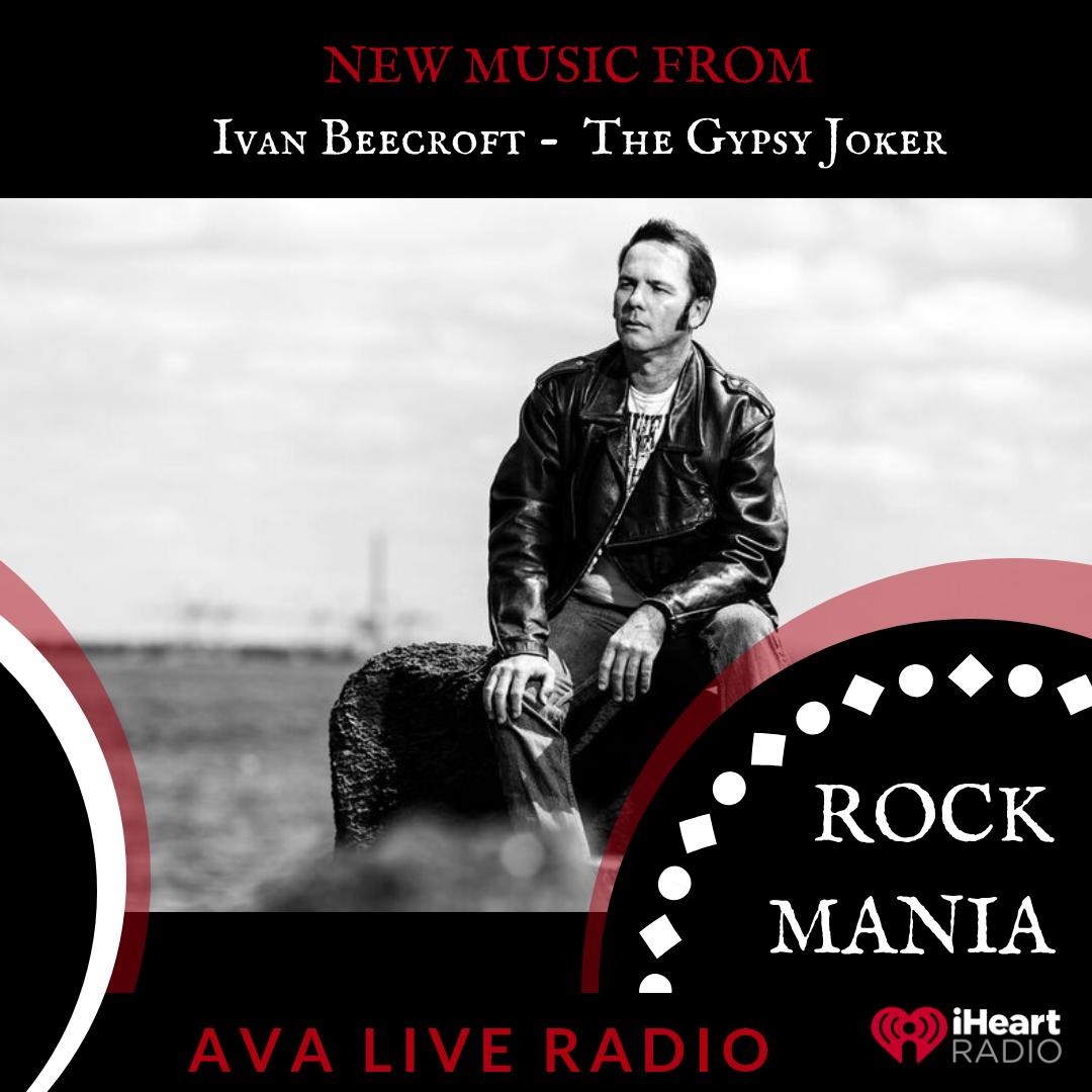 Ivan Beecroft The Gypsy Joker  AVA LIVE RADIO NEW MUSIC MONDAY(1).png