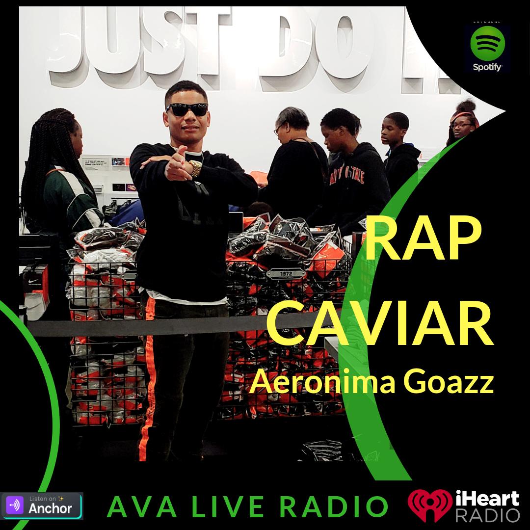 Aeronima Goazz AVA LIVE RADIO NEW MUSIC MONDAY(1).png