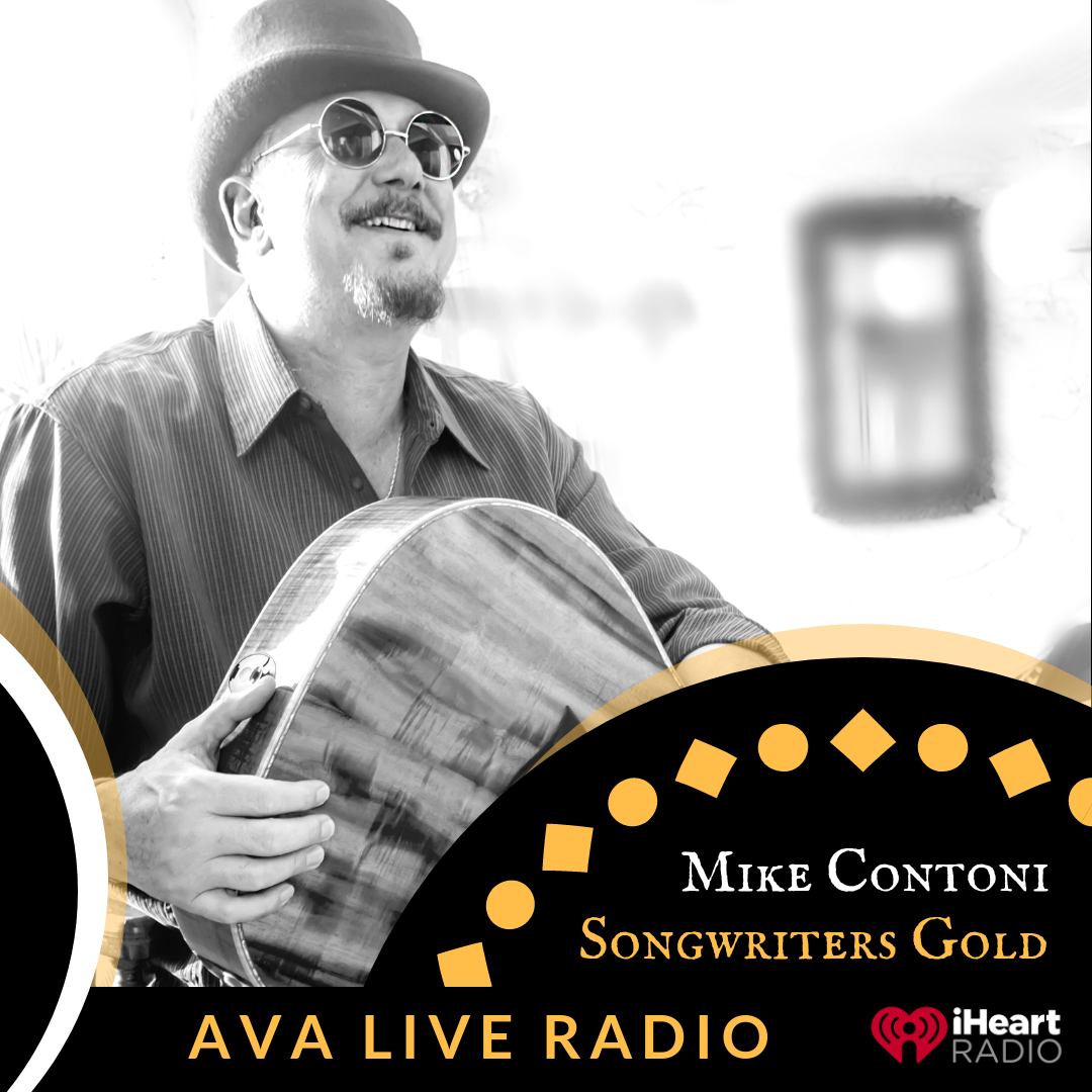 Mike Contoni AVA LIVE RADIO songwriter gold.png
