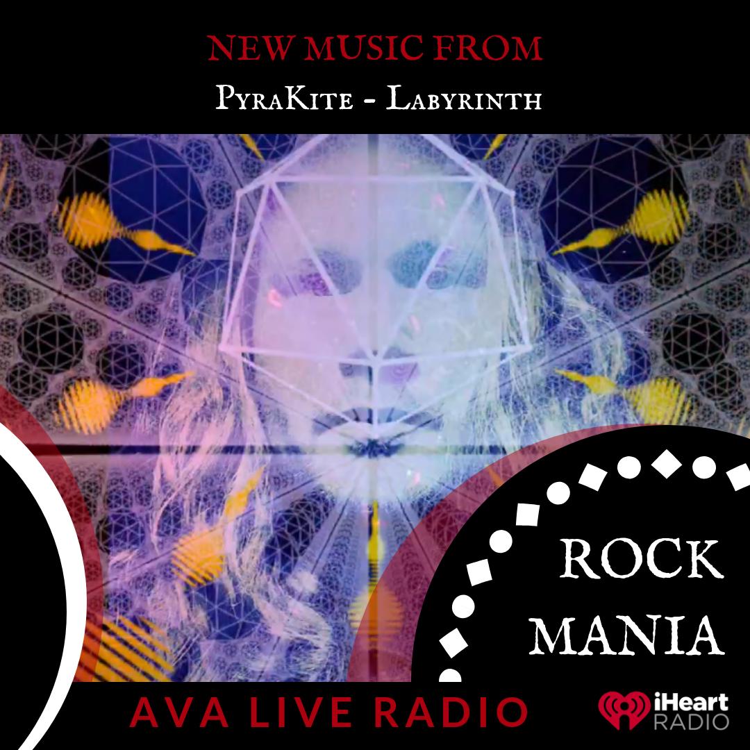PyraKite AVA LIVE RADIO Rock Mania December.png