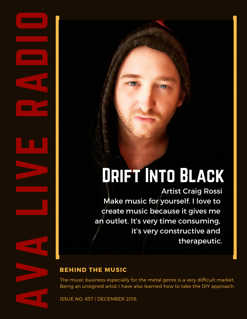 Drift Into Black cover art AVA LIVE RADIO.png