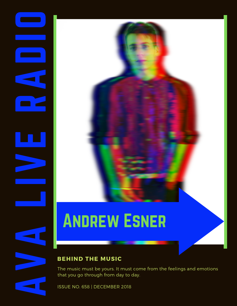 Andrew Esner cover art AVA LIVE RADIO.png