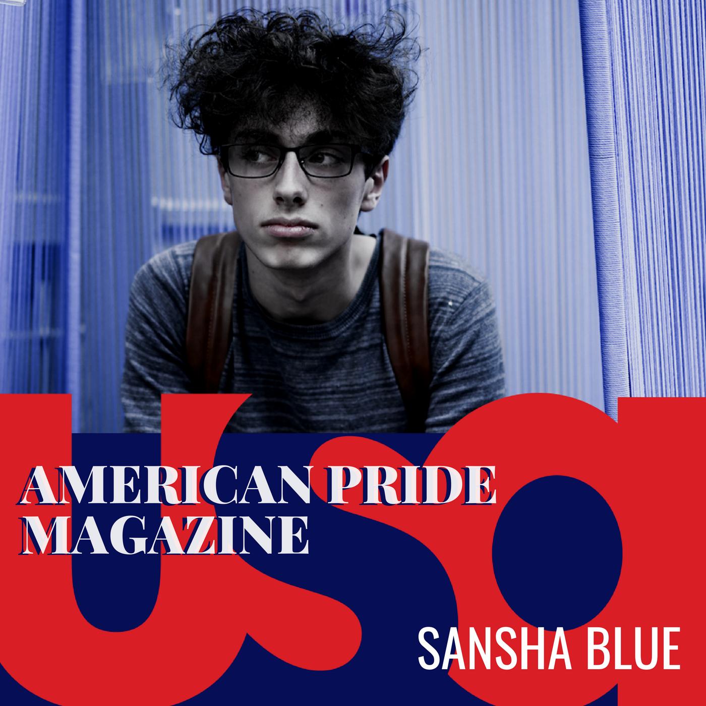 Sansha blue AMERIAN PRIDE - MAGAZINE.png