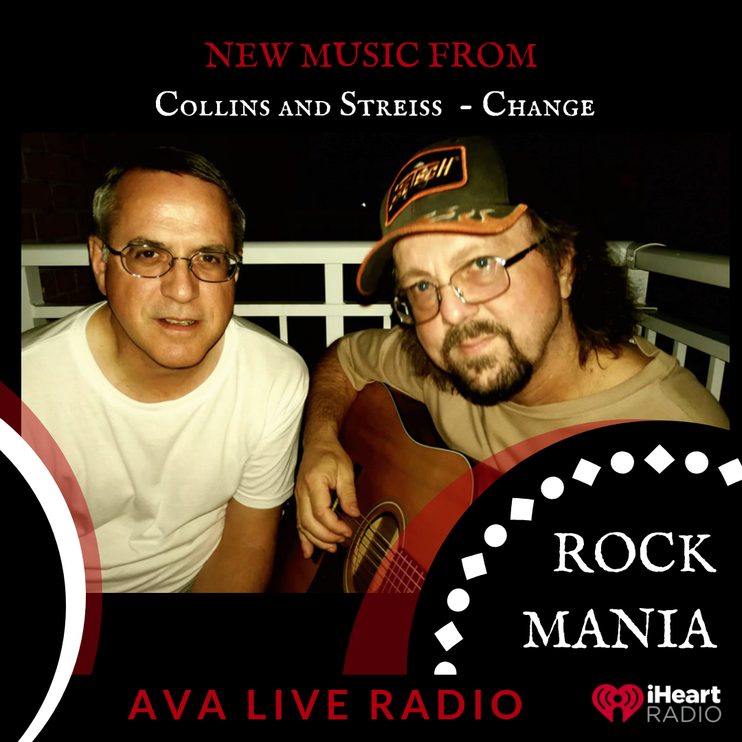 Collins and Streiss NEW MUSIC MONDAY Rock Mania.png