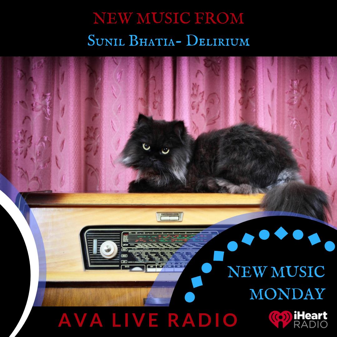 Sunil Bhatia delirium AVA LIVE RADIO NEW MUSIC MONDAY(2).png