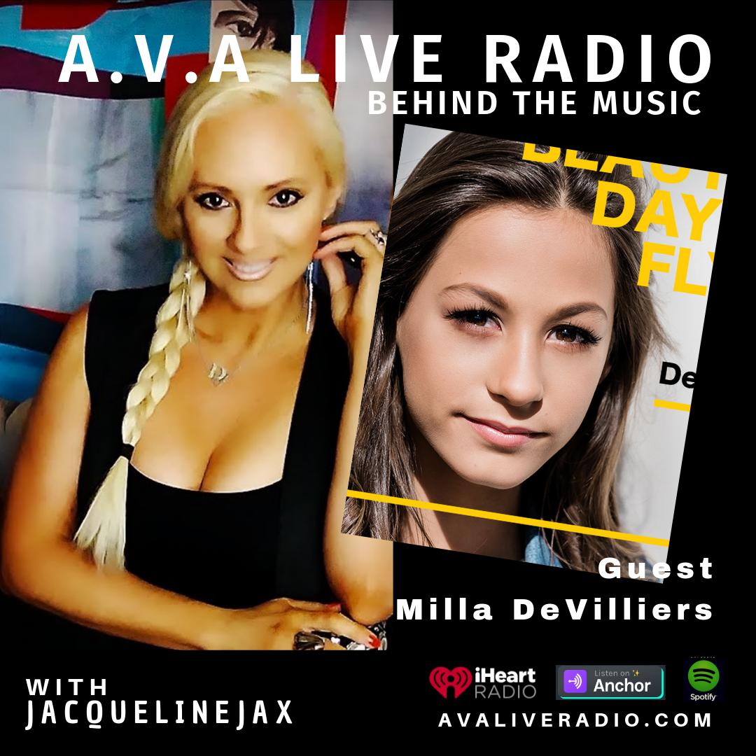 Milla DeVilliers @AVALIVERADIO.png