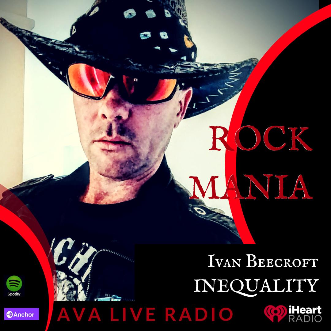 Ivan Beecroft AVA LIVE RADIO rock mania.png