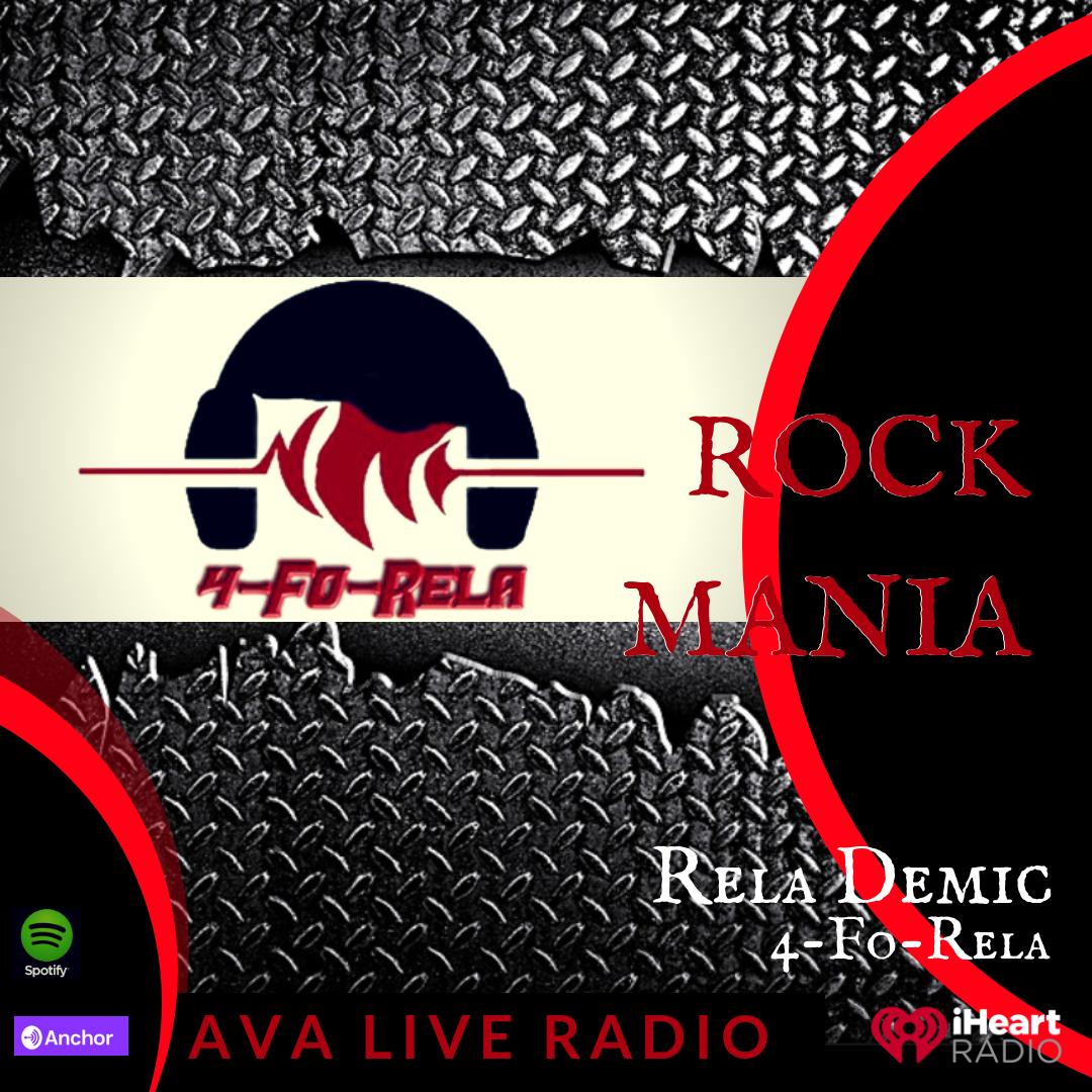 4-Fo-Rela AVA LIVE RADIO rock mania.png