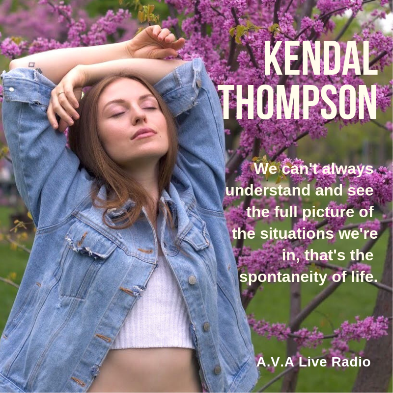Kendal Thompson music quote life avaliveradio.png