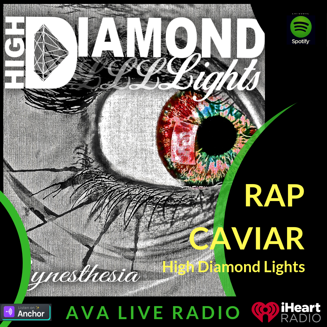 High Diamond Lights AVA LIVE RADIO NEW MUSIC MONDAY(1).png