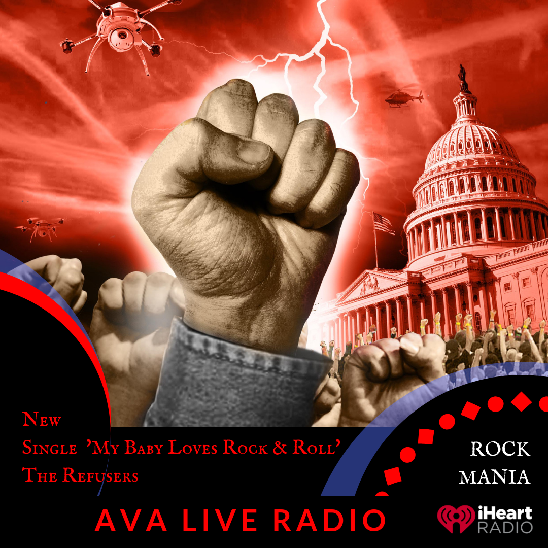The Refusers AVA LIVE RADIO NEW MUSIC MONDAY.png