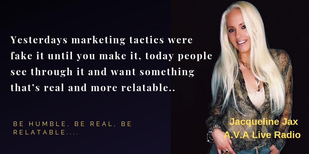 Jacqueline jax music marketing business quote avaliveradio.png