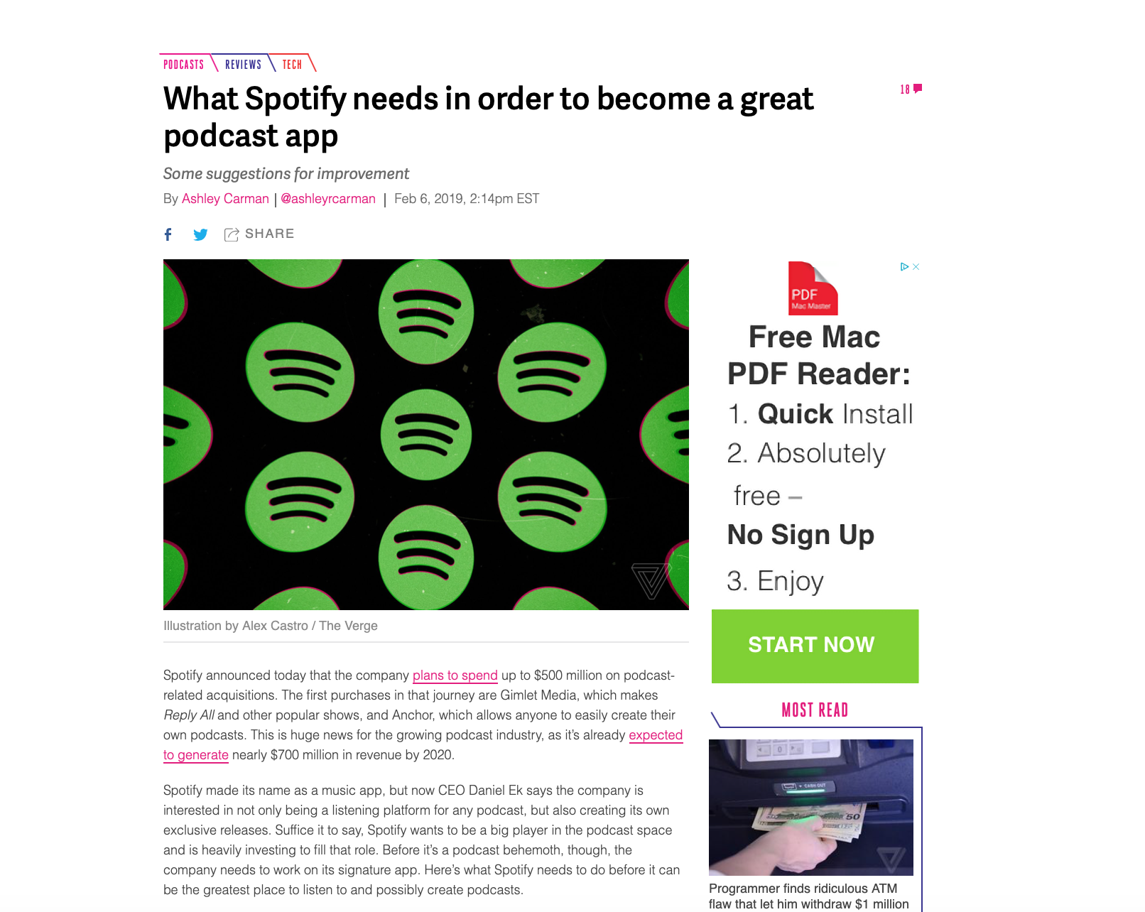 Jax Daily: Anchor is joining Spotify Making it the